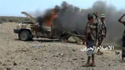 مصدرعسكري..مصرع وجرح العشرات من المرتزقة في عمليات قصف وقنص وكسر زحف
