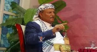 قائد كتائب الوهبي يدعو المساندين للعدوان من قبائل مراد إلى العدول عن موقفهم