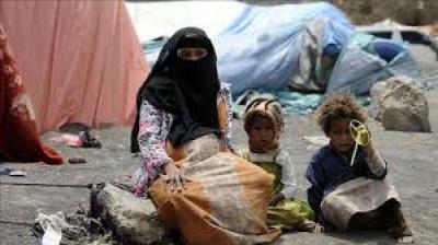 """موقع""""انفستيج أكسيون"""" الفرنسي.. المجاعة في اليمن صناعة أمريكية سعودية"""
