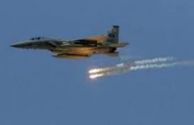 طيران العدوان يشن 17 غارة على محافظة مأرب